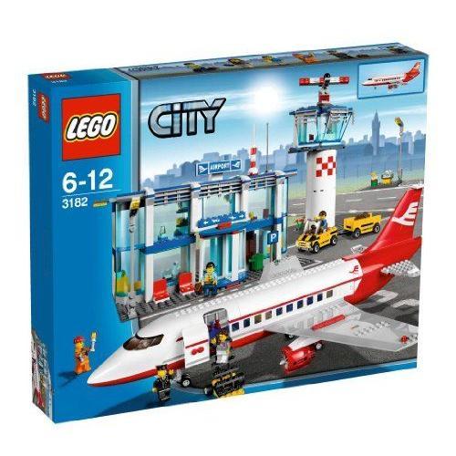 レゴ シティ 空港 3182