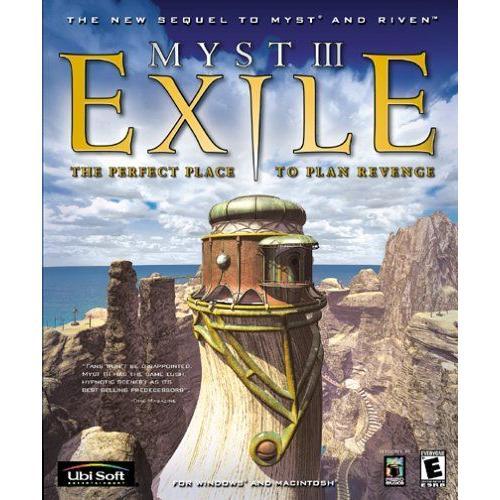 Myst 3: Exile (輸入版)