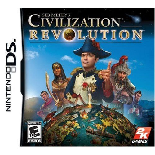 Sid Meier's Civilization Revolution (輸入版:北米)