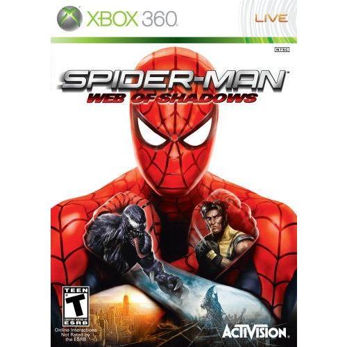 Spider-Man: Web of Shadows (輸入版)
