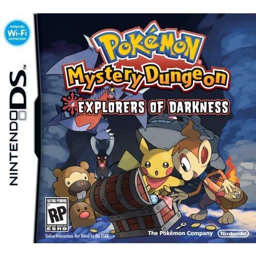 Pokemon Explorer Darkness NDS (輸入版)