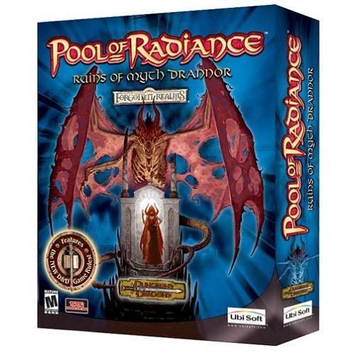 Pool of Radiance: Ruins of Myth Drannor (輸入版)