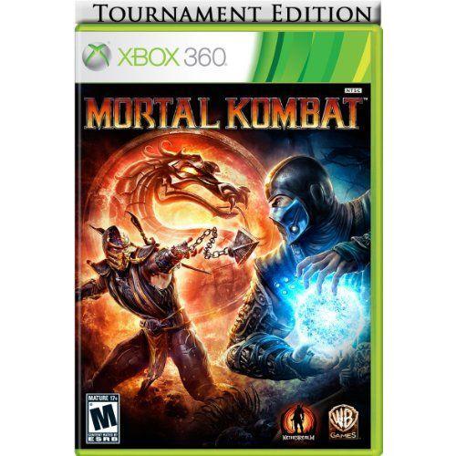 Mortal Kombat: Tournament Edition (輸入版)