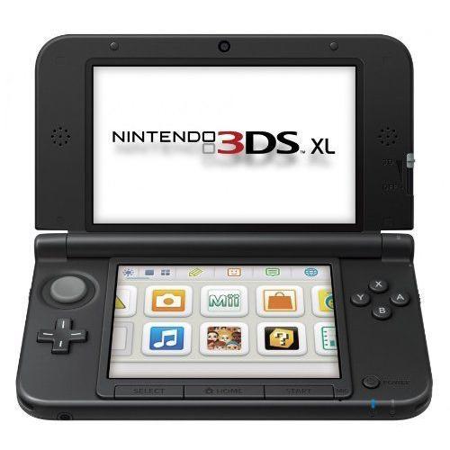 Nintendo 3DS XL 青/黒 - ニンテンドー 3DS XL ブルー/ブラック (海外輸入北米本体)