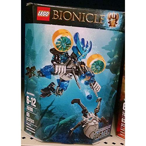 LEGO Bionicle Protector of Water レゴバイオニクル水のプロテクター 70780
