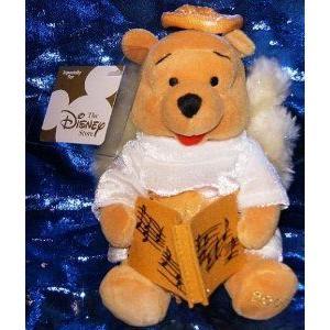 Disney ディズニー MINI BEAN BAG CHOIR ANGEL WINNIE THE POOH 8