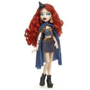 Bratz Bratzillaz Doll - Maygana Broomstix