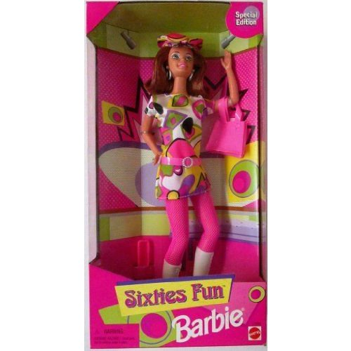 Sixties Fun Barbie バービー 人形 ドール