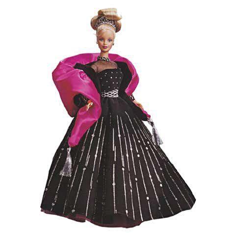 Barbie バービー Happy Holidays Special Edition Barbie バービー Doll (1998) 人形 ドール