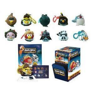 Star Wars (スターウォーズ) Angry Birds (アングリーバード) Complete Set of 10 Toy フィギュアs
