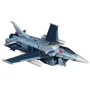Transformers Prime Deluxe Action フィギュア First Edition Starscream