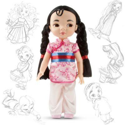 ディズニー(Disney) ムーラン ドール 人形 アニメーターズコレクション