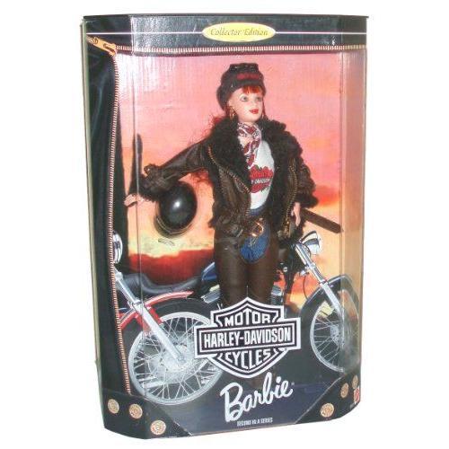 Harley-Davidson (ハーレーダビッドソン) Barbie(バービー) Doll
