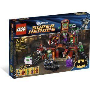 レゴ スーパーヒーローズ 6857 限定版 DC Universe Super Heroes #6857