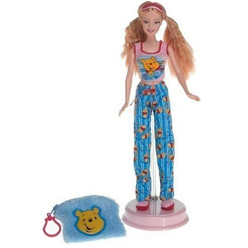 Barbie バービー Loves Winnie the Pooh 人形 ドール