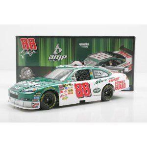 Motorsports Authentics/Action Dale Earnhardt Jr #88 緑 & 白い AMP Energy 1/24 スケール ダイキ