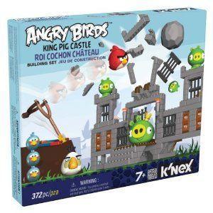 Angry Bird (アングリーバード) King Pig Castle - Amazon Exclusive ブロック おもちゃ