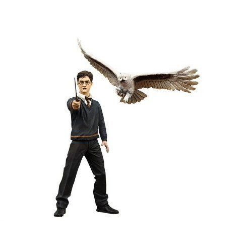 Harry Potter: Order of the Phoenix Harry & Hedwig SDCC Exclusive Action Figures 2-Pack フィギュア