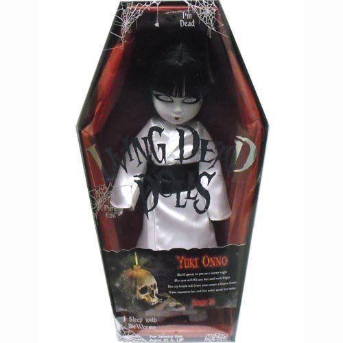 MEZCO リビング・デッド・ドールズ シリーズ 24 ユキオンナ/Living Dead Dolls Series 24 - Yuki Onna