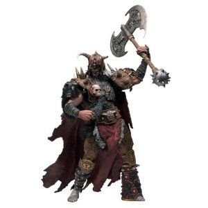 Spawn series 22 R3 BLOODAXE Repaint Variant Action フィギュア RARE