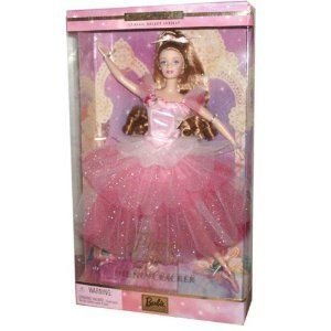 Barbie Year 2000 Collector Edition Classic Ballet Series 12 Inch Doll - Barbie as Flower Ballerina