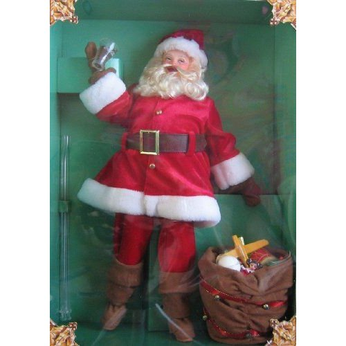 Barbie バービー COCA COLA KEN Santa Doll - Classic Edition 1948