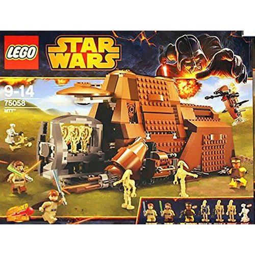 レゴ LEGOスターウォーズ 75058 MTT