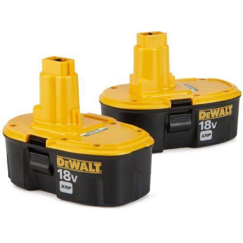DEWALT 18V充電池 DC9096-2