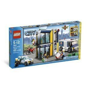 LEGO (レゴ) City Special Edition Set #3661 Bank Money Transfer ブロック おもちゃ