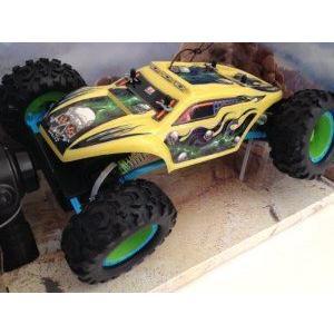Maisto Tech 黄 Rock Crawler Extreme RC Remote Control Truck おもちゃ