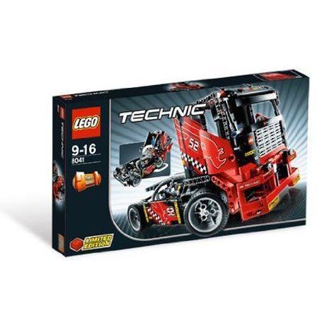 LEGO (レゴ) Technic (テクニック) 限定品 Set #8041 Race Truck ブロック おもちゃ