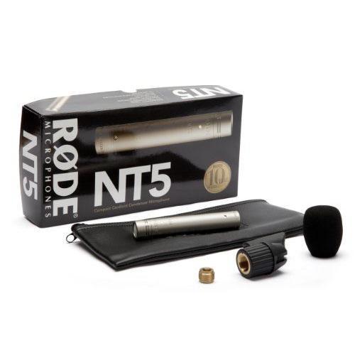 RODE ステレオペアマッチングコンデンサーマイク NT5