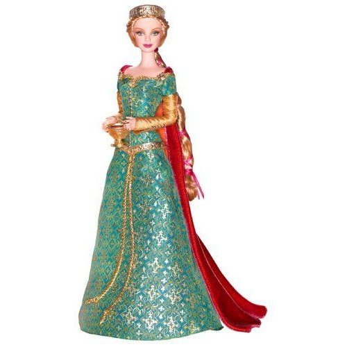 Barbie バービー Legends of Ireland Collection The Spellbound Lover 人形 ドール