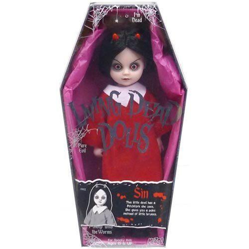 MEZCO リビング・デッド・ドールズ シリーズ1 13周年記念ver. シン/Living Dead Dolls - Series 1: 13th
