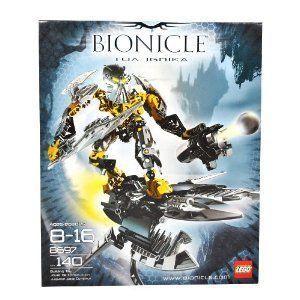 レゴ Year 2008 Bionicle シリーズ セット # 8697 - TOA IGNIKA with Kanohi Ignika, Powerful Skyboard,