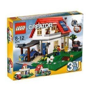 Lego (レゴ) Creator 5771: Hillside House ブロック おもちゃ