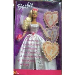 Wedding Day Barbie(バービー) #B0290 - RARE ドール 人形 フィギュア