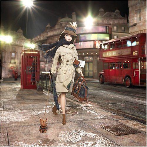 バービー ファッション モデル コレクション トゥルー・ブリット バービー アクセサリーパック J0941 (ゴ