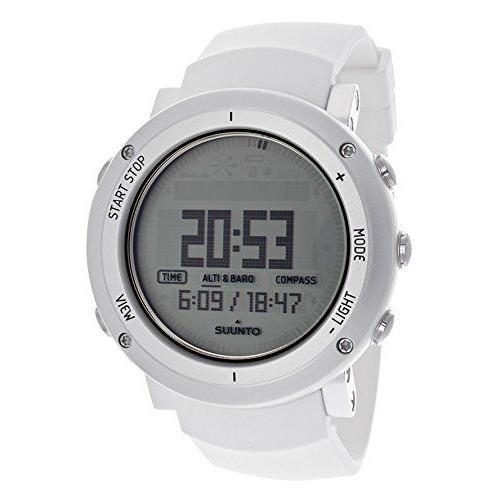 スント SUUNTO コア CORE 腕時計 SS018735000 ホワイト