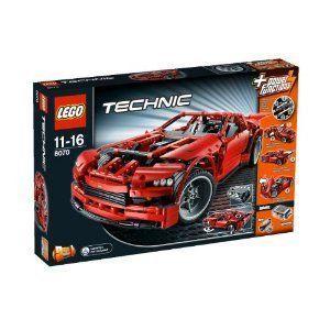 レゴ テクニック スーパーカー 8070 LEGO