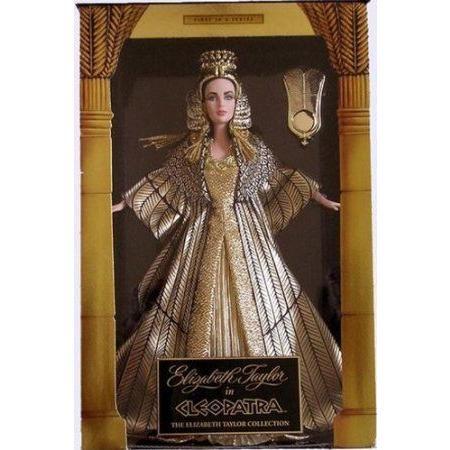 Barbie(バービー) (1999) Elizabeth Taylor (Cleopatra) ドール 人形 フィギュア