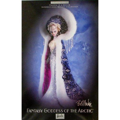 2001 Barbie バービー Collectibles - Bob Mackie International Beauty Collection - Fantasy Goddess o