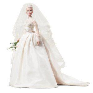 Barbie - Grace Kelly bride グレース ケリー ブライド ドール(Wedding 花嫁姿)
