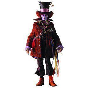 Alice in Wonderland 不思議の国のアリス: Mad Hatter Real Action Heroes Figure フィギュア