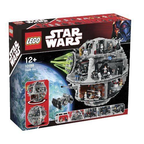 レゴ Star Wars DEATH STAR - 10188 - スターウォーズ デススター