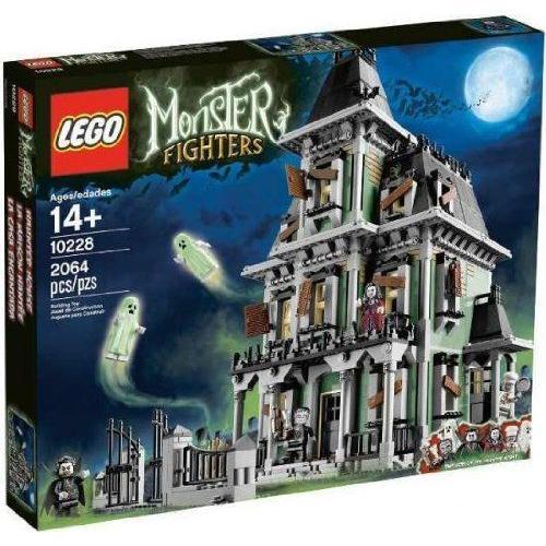 レゴ 10228 モンスターファイター HAUNTED HOUSE お化け屋敷