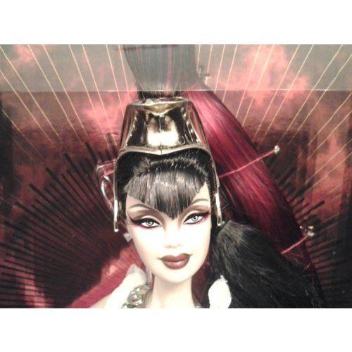 Barbie バービー Athena Doll ゴールド Label 人形 ドール