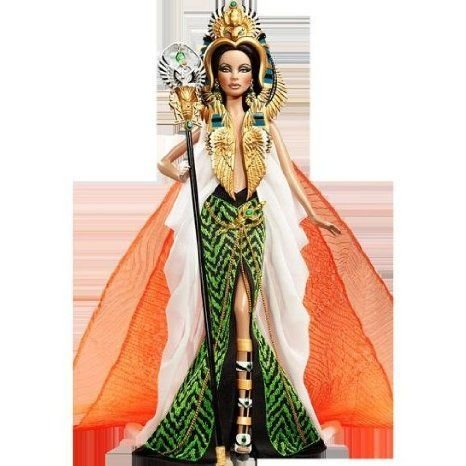 Barbie(バービー) Doll - Cleopatra Barbie(バービー) Doll Le 5400 Egyptian Barbie(バービー) ドール