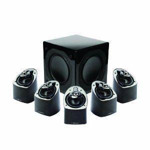 Mirage ミラージュ MX 5.1 Channel Miniature High-Performance ハイ・パフォーマンス Speaker System ス