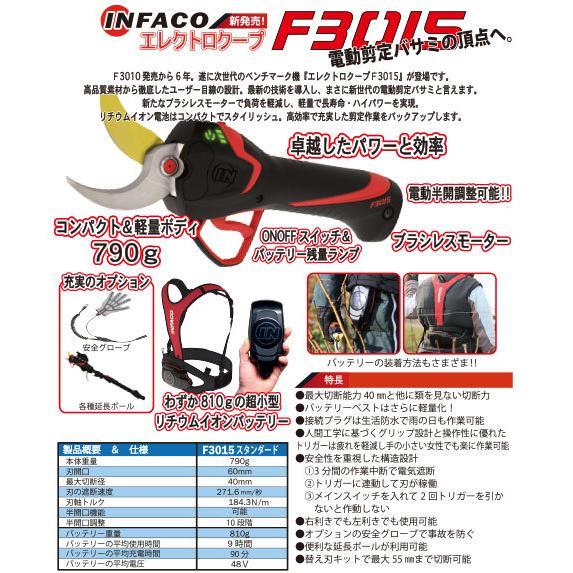 Infaco エレクトロクープ F3015-和光商事株式会社【直販】|wakoshop|02